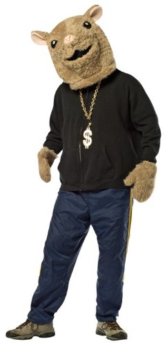 (Hamster Adult Costume Set - One Size)