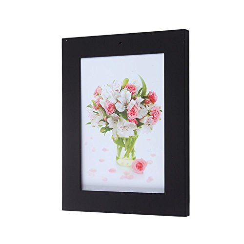 Mengshen Home Photo Frame Style Hidden Camera 1280×960 Pixel Spy Cameras Hidden Camcorder(memory card not includes) MS-HC19Black