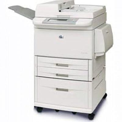 HP Refurbish LaserJet 9050MFP Scanner/Copier/Fax Laser Printer (Q3728A) - Seller Refurb