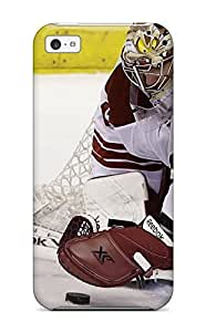 Cute Tpu DanRobertse Phoenix Coyotes Hockey Nhl (72) Case Cover For Iphone 5c