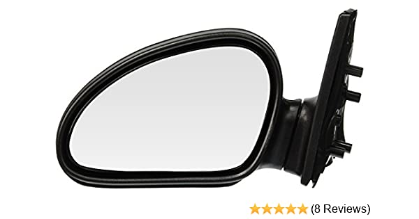 OE Replacement Ford Escort//Mercury Tracer Driver Side Mirror Outside Rear View Unknown Partslink Number FO1320166