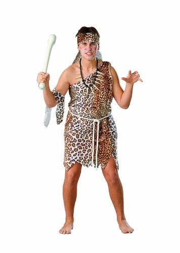 RG Costumes Plush Caveman Costume (Couples Caveman Costumes)