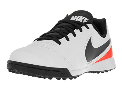 White Allenamento Tiempo Kids Jr Black Vi Calcio Tf Legend 108 Nike Total Unisex Orange zRqR8