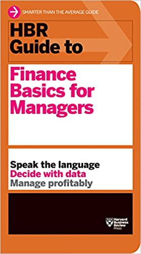 image for HBR Guide to Finance Basics for Managers (HBR Guide Series)