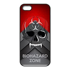 iPhone 5,5S Phone Case Biohazard BY95054