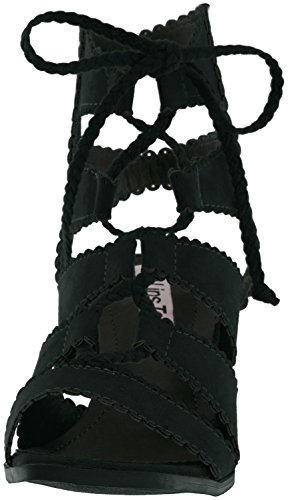Too Sandal Women Domino Lips Black Dress 2 z7wpp
