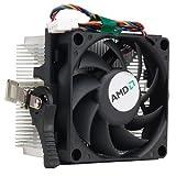 "AMD Socket AM2 Aluminum Heat Sink & 2.75"" Fan w/4-Pin Connector up to Athlon X2 5000+"