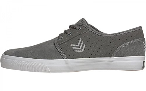 Vox Skate Shoes Slaker Grey White
