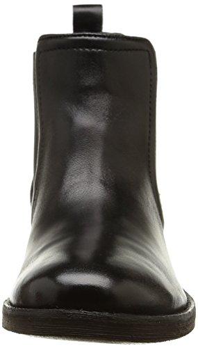 InitialeLucide - Botas Chelsea Mujer Negro - negro