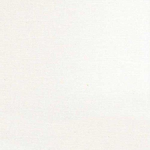 Robert Kaufman Kaufman Essex Linen Blend White Fabric by The Yard, Waterfall Kaufman Fabrics FK-390