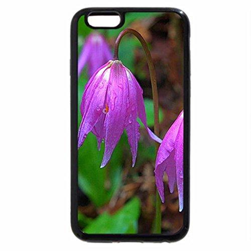 iPhone 6S / iPhone 6 Case (Black) Erythronium-Revolutum