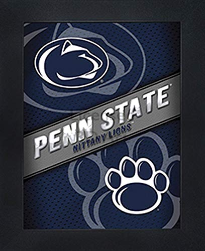 """ions 3D Poster Wall Art Decor Framed 