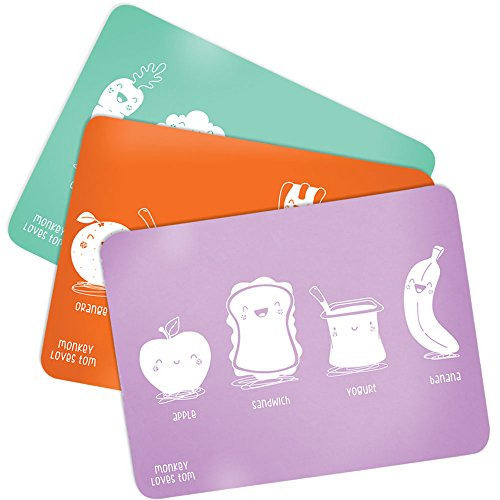 Childrens Placemats Monkey Loves Tom product image