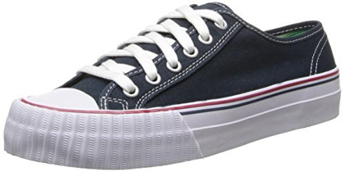 PF Flyers Mens Center LO Fashion Sneaker, Navy