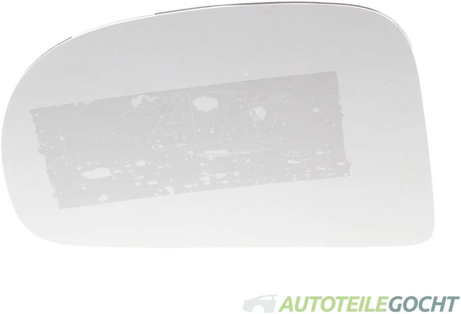 SPIEGEL ERSATZGLAS RECHTS KONVEX F/ÜR HYUNDAI ATOS MX 98-03 VON AUTOTEILE GOCHT