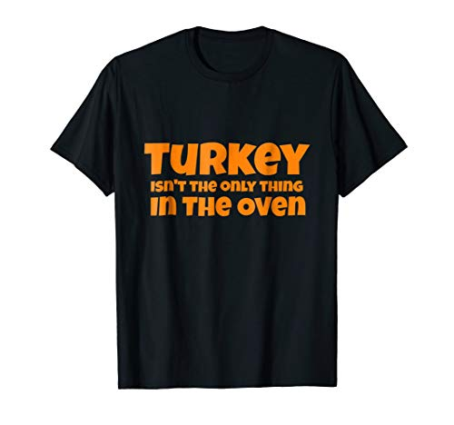 Turkey Isn't the Only Thing in the Oven Funny Thanksgiving (Ina Garten Thanksgiving Recipes With Bobby Flay)