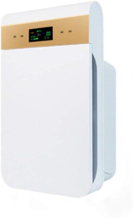 NewFay Purificador de Aire de esterilización de Iones Negativos con filtros HEPA Verdaderos y de carbón Activo, eliminador de alergias de alergias olfativas, Potente para Salas Grandes: Amazon.es: Hogar