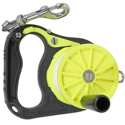 New Scuba Diving, Cave, Tec, & Wreck Rachet Reel with 270' of Braided Nylon Line by Innovative Scuba Concepts