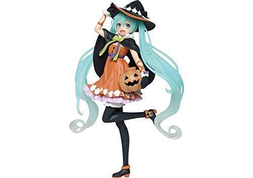 Japan lottery Taito Hatsune Miku Figure 2nd Season Halloween ver. -
