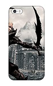 Carroll Boock Joany's Shop 6277736K10206230 Special Skin Case Cover For Iphone 5/5s, Popular Skyrim Phone Case