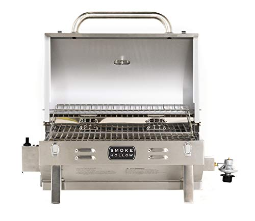 Masterbuilt SH19030819 Smoke Hollow PT300B Propane Grill, Tabletop (Newer Version)