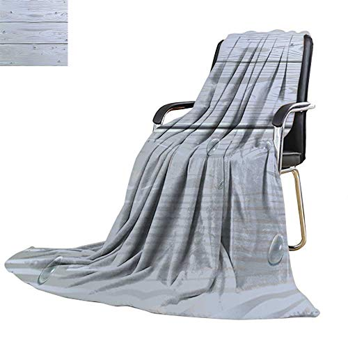 Bed Throw blanketthrow Blanket for bedGray Wood Paneling 63