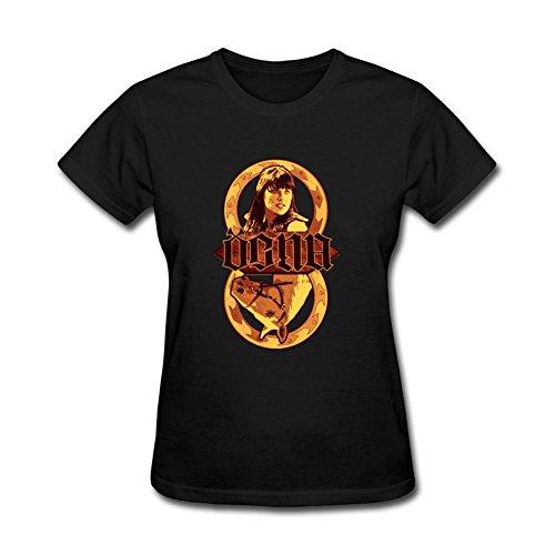 CNTJC Women's Xena T Shirt L