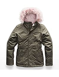 Girls Greenland Down Parka