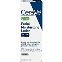 (90ml) - CeraVe Facial Moisturising Lotion PM 90ml