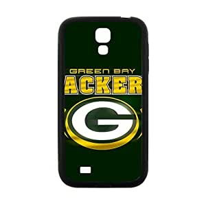 Happy NFL Green Bay Packers Logo Cell Phone Case for Samsung Galaxy S4