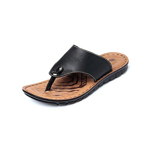Scarpe Antiscivolo da Nero Maschio Scarpe Casual Spiaggia Uomini Traspirante Da Scarpe Morbido uomo Estive Viaggio Scarpe Ciabatte Sandali Scarpe Da Fondo Festa YQQ Da 7R5qFgwHq