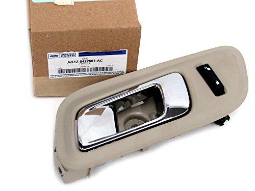2010-2012 Ford Taurus Front Left Driver Door Interior Door Handle Tan OEM NEW AG1Z-5422601-AC