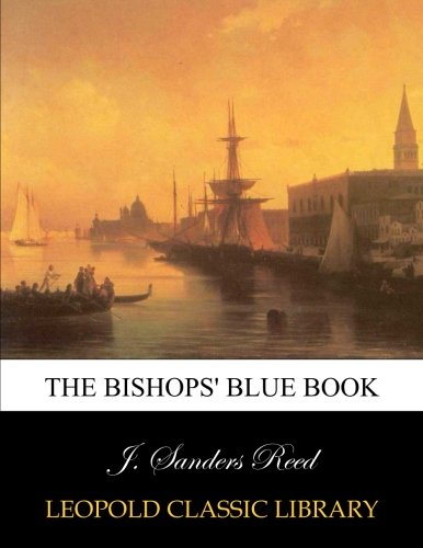 Read Online The Bishops' Blue Book ebook