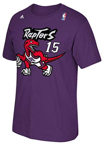 Toronto Raptors Vince Carter Throwback Vintage Adidas Shirt (XXL)