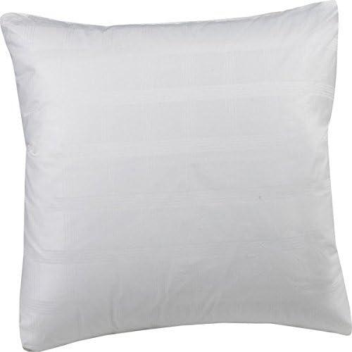 Sleep Solutions Premium Polyester Pillow, Euro