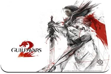 Logan Edition SteelSeries QcK Guild Wars 2 Gaming Mouse Pad