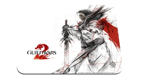 SteelSeries QcK Guild Wars 2 Gaming Mouse Pad - Logan Edition