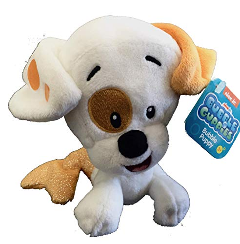 Nick Jr Bubble Guppies Plush Puppy Stuffed Figure