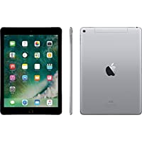 Apple iPad Pro 9.7 Wi-Fi + Cellular 32GB Tablet - Space Gray - MLPW2LL/A (Certified Refurbished)