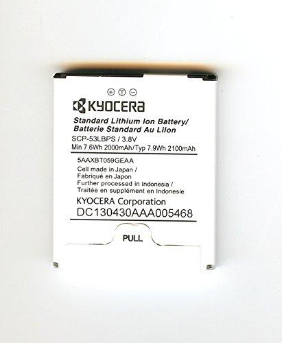 Original Kyocera SCP 53LBPS Battery 2100mAh