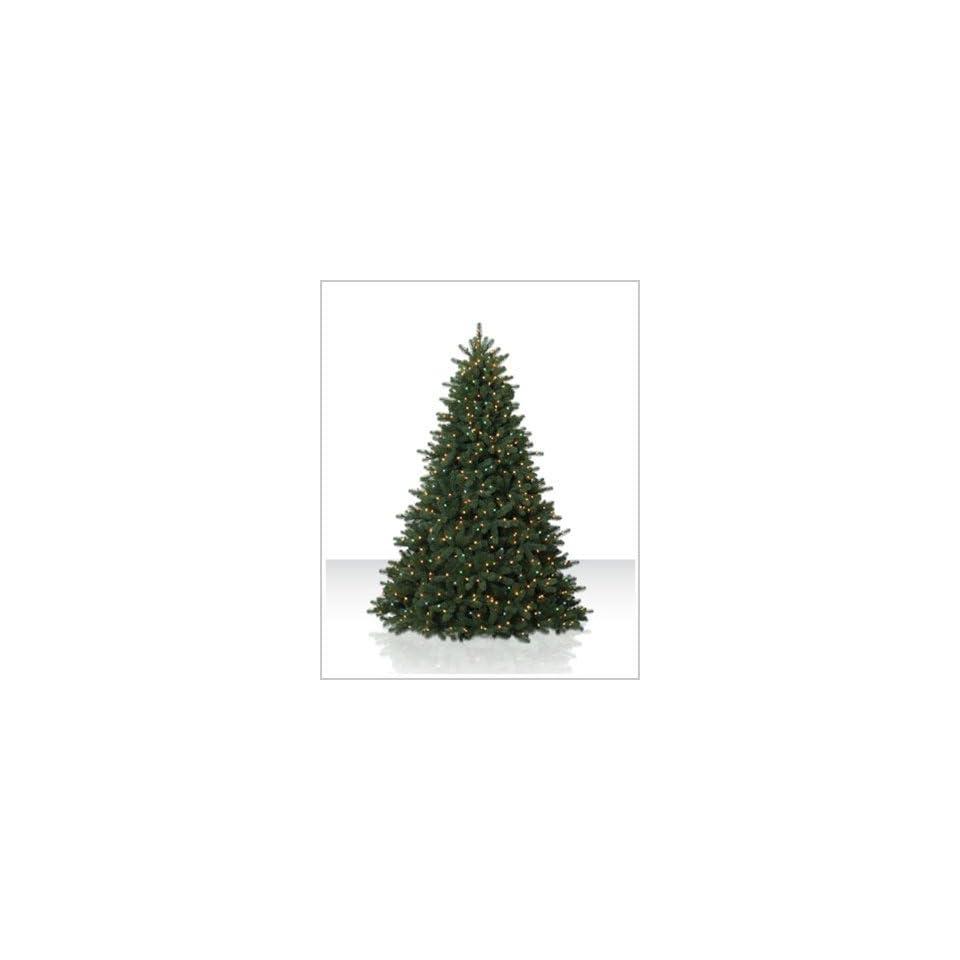 9 ft. Royal Douglas Fir Artificial Christmas Tree   multicolor lights []