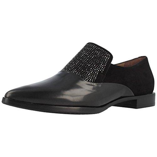 Zinda Halbschuhe & Derby-Schuhe, Farbe Schwarz, Marke, Modell Halbschuhe & Derby-Schuhe 53325 Schwarz Schwarz