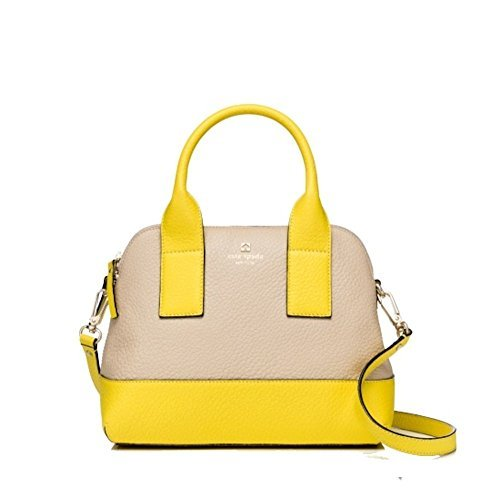 Kate Spade Southport Avenue Small Jenny Seed Pearl Satchel Handbag