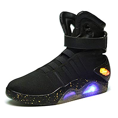 lowest price 2e2c8 47496 Mr.SHOES 004 LED Future Black Air Mag Brand Limited Edition ...