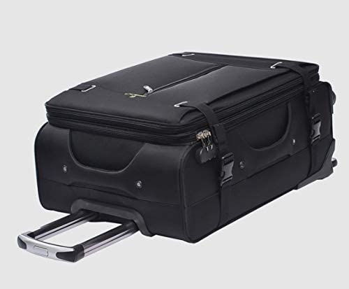 32 inch Business Travel Universal Wheel Abroad Moving Gifts Color : Black, Size : L Lcslj Trolley case 20 inch