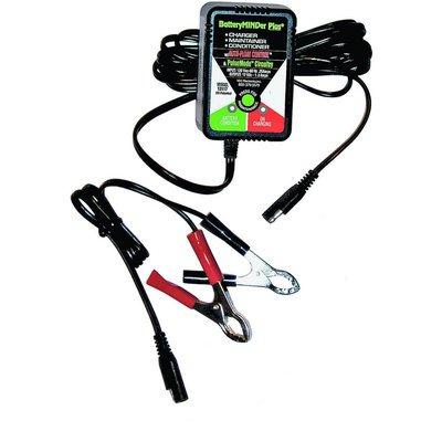 BatteryMINDer Model 12117: 12 Volt 1.33 Amp (12V 1.33A) Charger/Maintainer/Desulfator