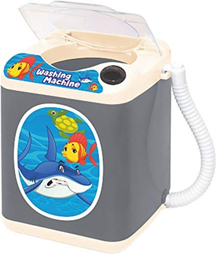 The Bling Stores Premium Quality Washing Machine Toy for Kids (Non Battery Operational) JUST A Toy Multicolor 41GaLa31M6L India 2021