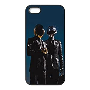 Classy Daft Punk iPhone 5 5s Cell Phone Case Black DIY TOY xxy002_877392