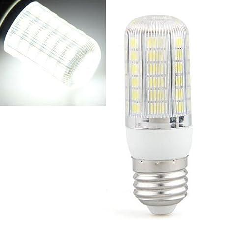 Bombilla Lampara E27 48 LED 5050 SMD Luz Blanco Foco 6W Bajo Consumo: Amazon.es: Iluminación