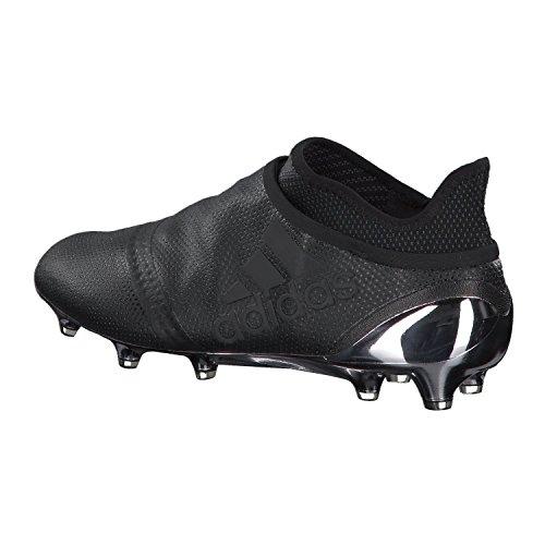 Adidas Mænd X 17 + Fg Fodboldstøvler Sort (cSort / CSort / Supcya CSort / CSort / Supcya) N9CoNKP